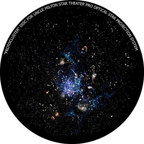 Protocluster - disc for Uncle Milton Star Theater Pro/Nashika NA-300 Planetarium