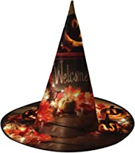 WPdragon Funny Halloween Costume Witch Hat Accessory for Holiday Halloween Party