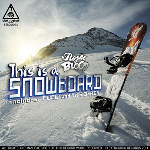 This Is A Snowboard