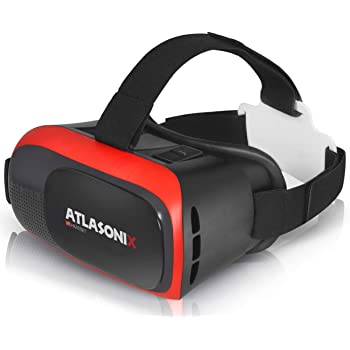 for iOS Universal Soft /& Comfortable New 3D Virtual Reality Glasses Android Microsoft /& PC Phones 3D VR Glasses