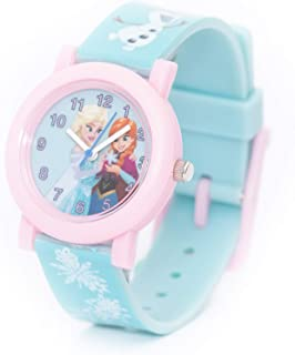 Disney Frozen Girls Analog Dial Wristwatch - SA7529-B Frozen