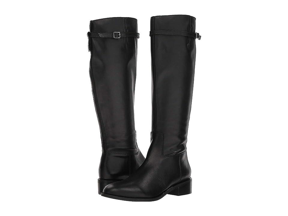 Franco Sarto Belaire (Black Bally Leather) Women