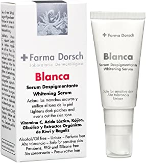 Farma Dorsch Blanca Serum Despigmentante - 15 ml.