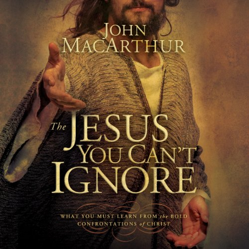 The Jesus You Can't Ignore audiobook cover art
