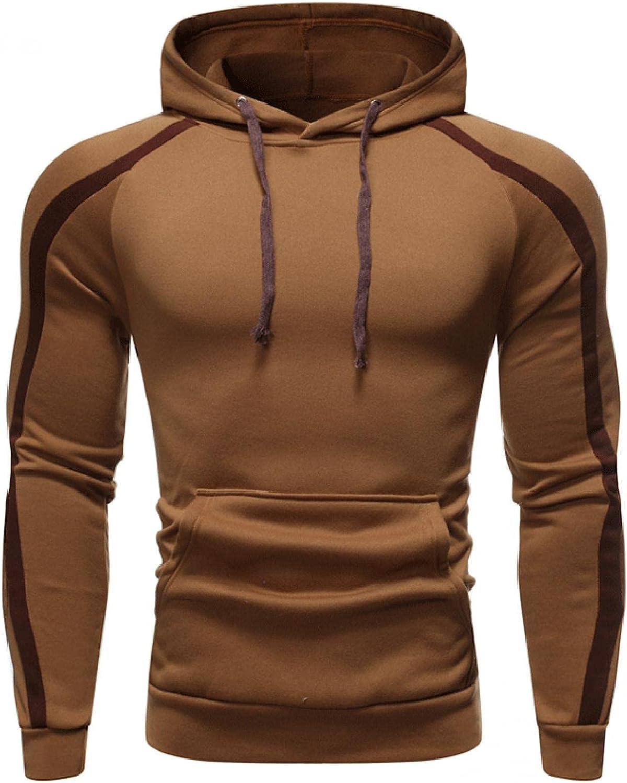 Hoodies for Men Fashion Mens Athletic Hoodies Sport Sweatshirt Casual Long Sleeved Sports Hoodeis Pullover Tops