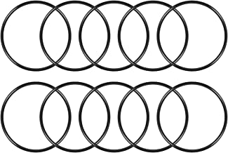 Pack of 5 16.01mm OD - Imperial Nitrile NBR Black Rubber Metric 70A Shore Hardness 10.77mm x 2.62mm O-Rings BS111 7//16 x 3//32