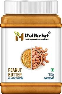 Heilbrigt Classic Smooth Peanut Butter 1KG