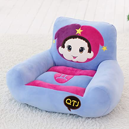 DBSCD Children s Mini Sofa Children  Mini Children s Sofa Seat Children  nbsp Cartoon  Cute Child Seat Soft Toy Chair Tatto Soft Living Room Bedroom Nursery-H 70x55cm  28x22inch