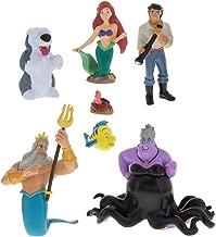 Best little mermaid small figurines Reviews