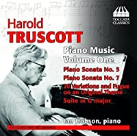 Harold Truscott: Piano Music, Vol. 1 by Ian Hobson