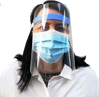 Colore: grigio///Dimensioni: 48cm Visiera protettiva Visiera protettiva Visiera protettiva Schermo trasparente Neonato importante Prevenire il cappello antiappannamento Saliva