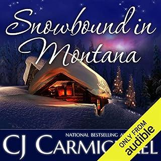 Snowbound in Montana audiobook cover art