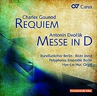 Gounod/Dvorak: Requiem/Mass in