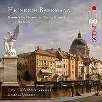 Baermann: Clarinet Quintets Op