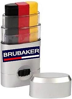 Brubaker Make-up stift Fan Make-up Voetbal Make-up Landenvlag Duitsland Brazilië Rusland Frankrijk Engeland Spanje Italië ...