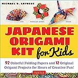 Japanese Origami Kit for Kids: 9...