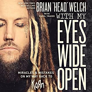 With My Eyes Wide Open cover art