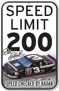 WinCraft NASCAR Plastic Sign