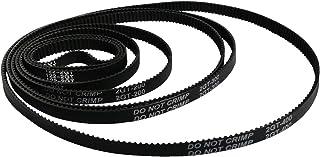 5//8 x 129 OC D/&D PowerDrive BX126 V Belt Rubber