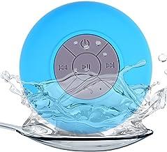 Nomvic Impermeable Inalámbrico Altavoz Bluetooth Ducha