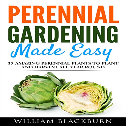 Perennial Gardening Made Easy audiobook cover art