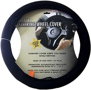 Best allison heated steering wheel cover Reviews