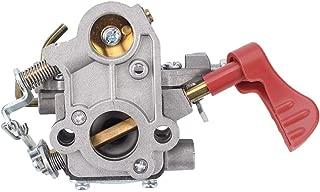 Fuel Li 545189502 545008042 Carburetor for Zama C1M-W44 Poulan Pro PP338PT PP033 PP133 PP333 Craftsman 358791170 358791140 358795920 Gas Trimmer 33cc Carb