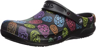 skull crocs shoes