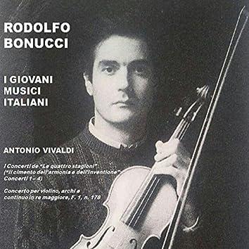 Rodolfo Bonucci plays Vivaldi