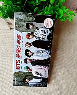 YDYD KingYang BTS 121 Postcards Album posters30 Pictures Postcards + 60 Stickers Photocards+30 Small Cards+ 1lyrics Posters