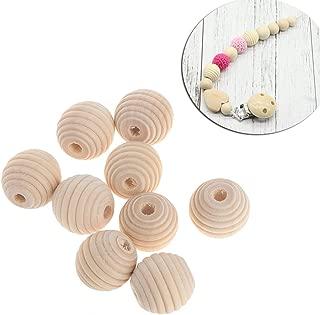 A0127 10 Teile//Paket Silikonkugeln Baby Kinderkrankheiten Spirale Runde Perlen DIY Halskette Kleinkinder Bei/ßring Schnullerkette Zubeh/ör