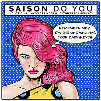 Do You (Remixes)