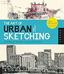the art of urban sketching book on amazon