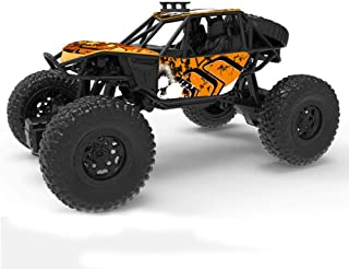 Ruipunuosi 2.4G Remote Control Truck Off-Road Climbing Car Auto Shock Absorbers Racing Toys Children's Birthday