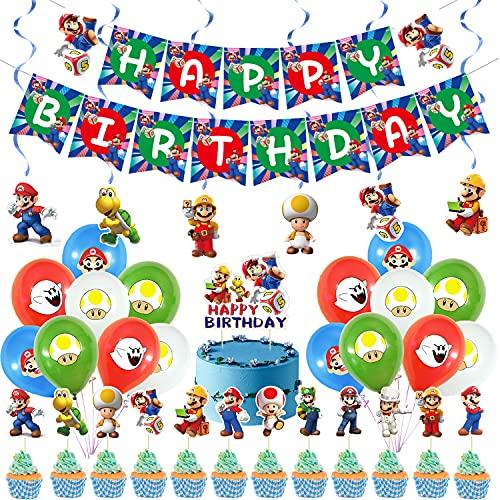 I3C Super Mario Ballons Dekoration Alles...