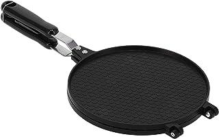Äggrulle Bakform, Non Stick Omelett Pan Våfflor Bakform Pan Cone Bowl Maker Crepe Cooking Pan Lämplig för Gasugn, Elektris...