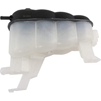 New Radiator Coolant Overflow Tank Bottle With Cap For Silverado Gm Sierra