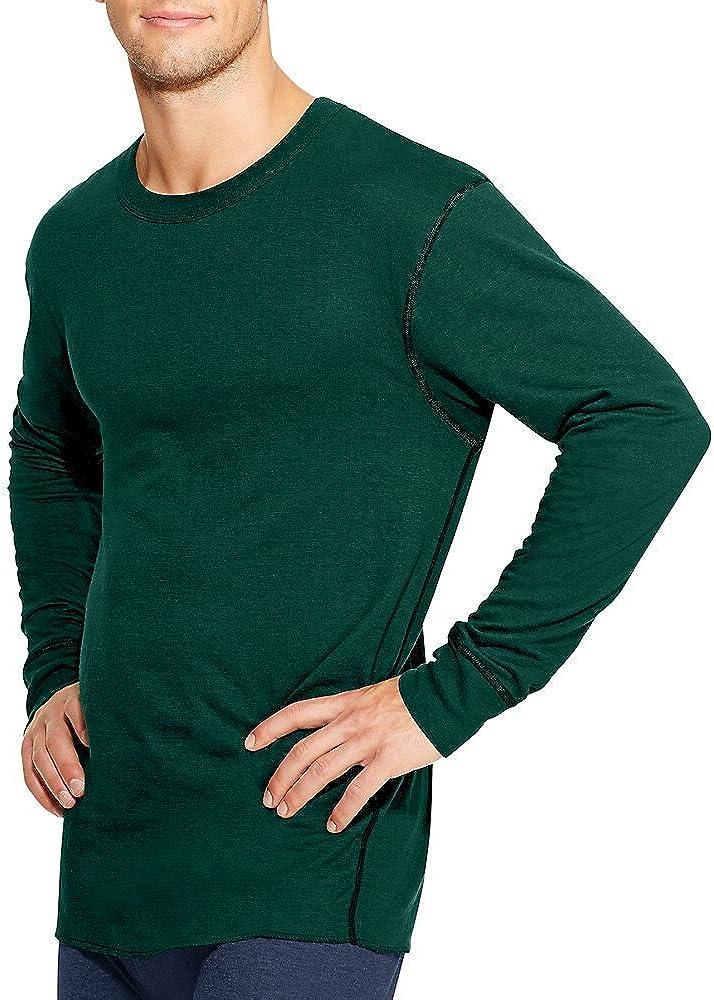Champion Duofold Men's Thermals Long-Sleeve Base-Layer Shirt