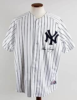 Goose Gossage Signed Jersey Yankees - COA JSA