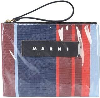 Luxury Fashion   Marni Womens PHMO0001Q2P2740STR64 Blue Clutch   Fall Winter 19