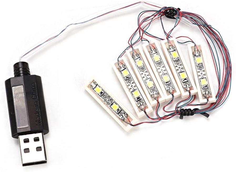 EVTSCAN Lamp Bar‑Type ABS Sale SALE% OFF Mail order cheap Universal Char LED Light DIY USB