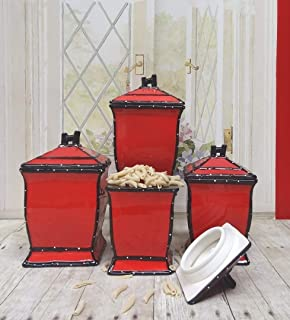 Best hand painted kitchen sets Reviews