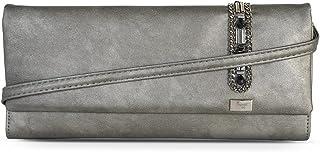 Baggit Autumn-Winter 2020 Faux Leather Women's Harmonium Wallet (Black) (Gusto)