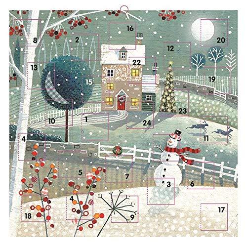 Ling Christmas Cottage Advent Calendar