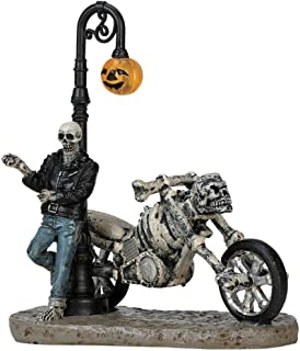 Lemax Spooky Town Collection, Bad to the Bone, #72491