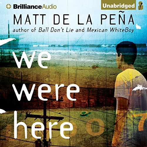 We Were Here audiobook cover art