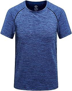 [ジェームズ・スクエア] メンズ 速乾 ドライ Tシャツ スポーツ トレーニング シャツ 半袖