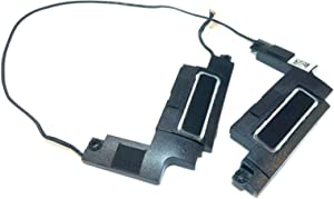New Speakers Set Left and Right for Dell Inspiron 13 7386 P91G P/N: 091JHF 91JHF 450.400EF.0001