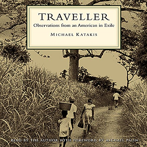Traveller audiobook cover art