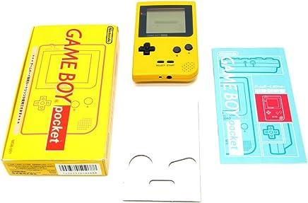 Consola Nintendo Game Boy Pocket Amarilla